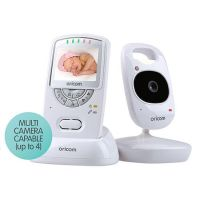 ORICOM SECURE 710 SC710 2.4GHZ WIRELESS VIDEO BABY MONITOR