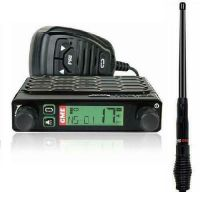 GME 80 CHANNEL TX3120 UHF CB 5 WATT RADIO+GME AE4704 2.1DB BLK